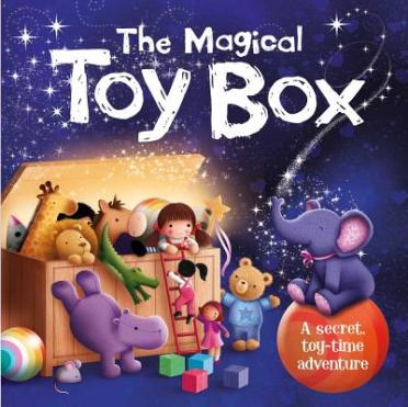 magical toy box